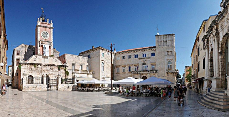 Auberge De Jeunesse Zadar Centre Ville